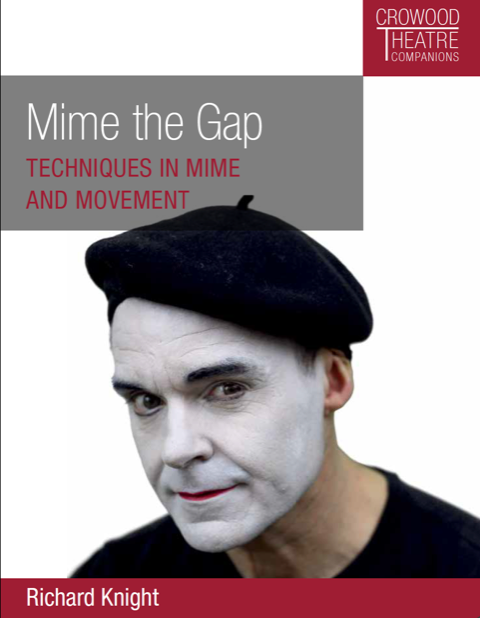 Mime The Gap -Book Cover